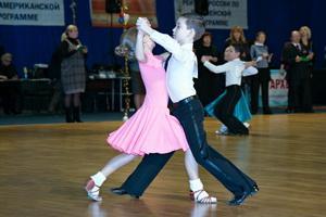 Открытый чемпионат Пермского края и города Перми по спортивным бальным танцам