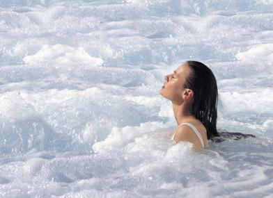 Талассотерапия — лечение дарами моря