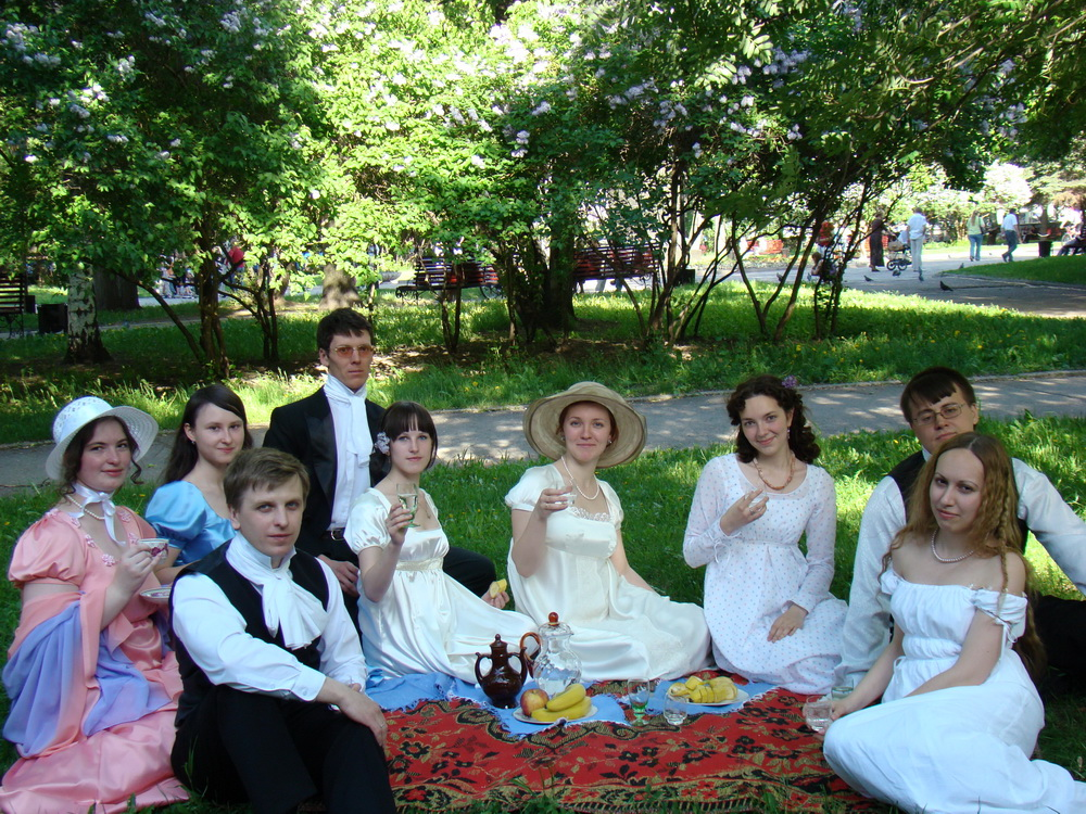 Вы просматриваете изображения у материала: Velada, клуб исторического танца